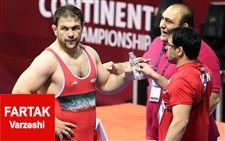 قاسمی پر افتخارترین سنگین وزن المپیکی ایران