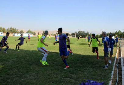 گزارش تصویری|تمرینات خیبر خرم آباد زیر نظر مهرداد خادمی