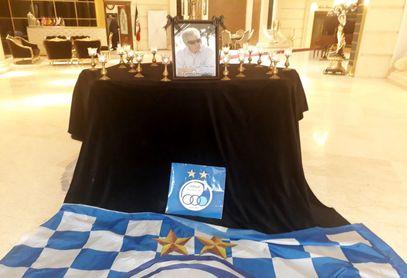 اختصاصی/ مراسم دومین سالگرد درگذشت منصور پور حیدری