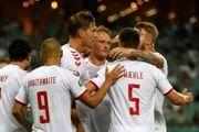 یورو 2020  صعود وایکینگ ها به نیمه نهایی