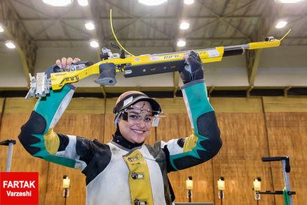 خدمتی: هرلباسی بدهند بدون اعتراض میپوشم/ امیدوارم شروع خوبی برای ورزش ایران در المپیک باشم