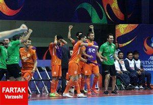 مس سونگون عنوان اول لیگ قهرمانان آسیا را به دست آورد