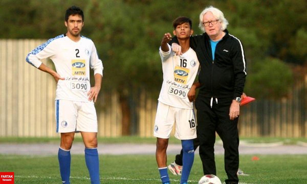 قائدی: بهتر از گذشته به تیم استقلال برمی گردم