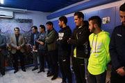 جلسه معارفه فرهاد مجیدی در استقلال برگزار شد