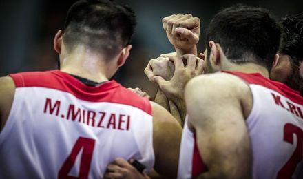 اعلام برنامه دیدارهای تیم ملی بسکتبال ایران در جام جهانی 2019 چین