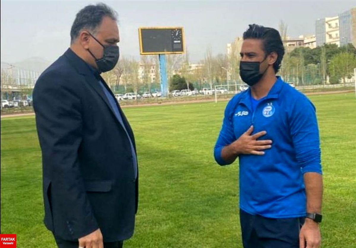 مددی: ارقام نهایی برای تمدید قرارداد بازیکنان استقلال با حضور مجیدی تأیید شد
