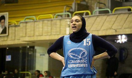 مصاحبه نوروزی  با سارا اعتماد بازیکن تیم ملی بسکتبال