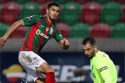 مهاجم ایرانی روی نیمکت تیم پرتغالی