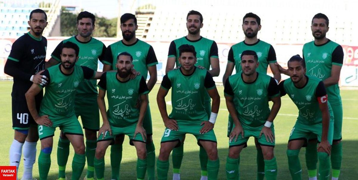 جدول لیگ برتر فوتبال ماشین سازی رسما سقوط کرد/بردهای ارزشمند نساجی و ذوب آهن