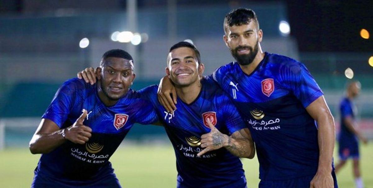 الوطن: الدحیل جدید با رامین رضاییان و بازیکن برزیلی