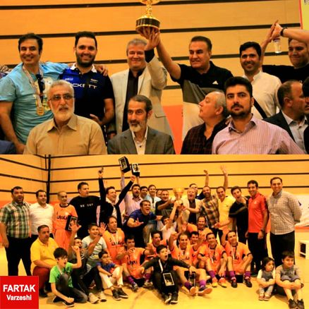 بادران با کاظمی قهرمان جام رمضان شد