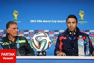 آخرین خبرها از حضور نکونام در تیم ملی ایران
