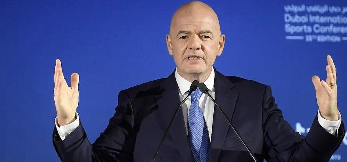 رئیس فیفا به ایران میآید ؛ خبری در راه است ؟