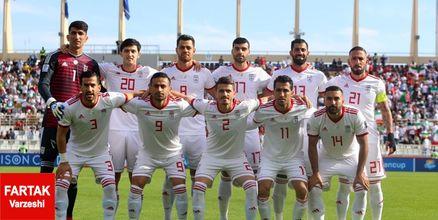 برتری ایران مقابل عراق؛آمار می گوید!