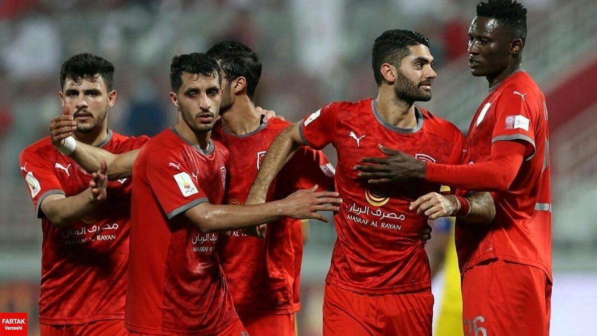 استراحت 2 هفتهای همگروهی استقلال پیش از لیگ قهرمانان آسیا