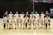 خط و نشان تیم ملی فوتسال ایران با قهرمانی در تورنمنت تایلند