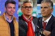98؛ سالی دوستنداشتنی برای فوتبال ایران/ چقدر دلمان برای شما پنج نفر تنگ شده!