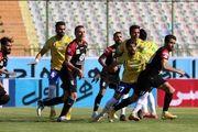 لیگ برتر فوتبال| صنعت نفت ترمز پرسپولیس را کشید