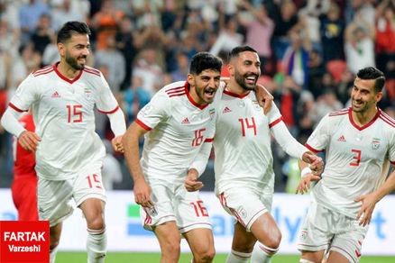 جام ملت های آسیا| پیش بینی ترکیب احتمالی ایران مقابل ویتنام