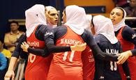 باخت تیم ملی بانوان والیبالیست در نخستین گام