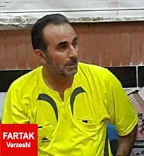 مرگ غم انگیز داور ایرانی حین قضاوت +عکس