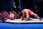 عنوان چهارمی ایران در مسابقات وزنهبرداری قهرمانی جهان
