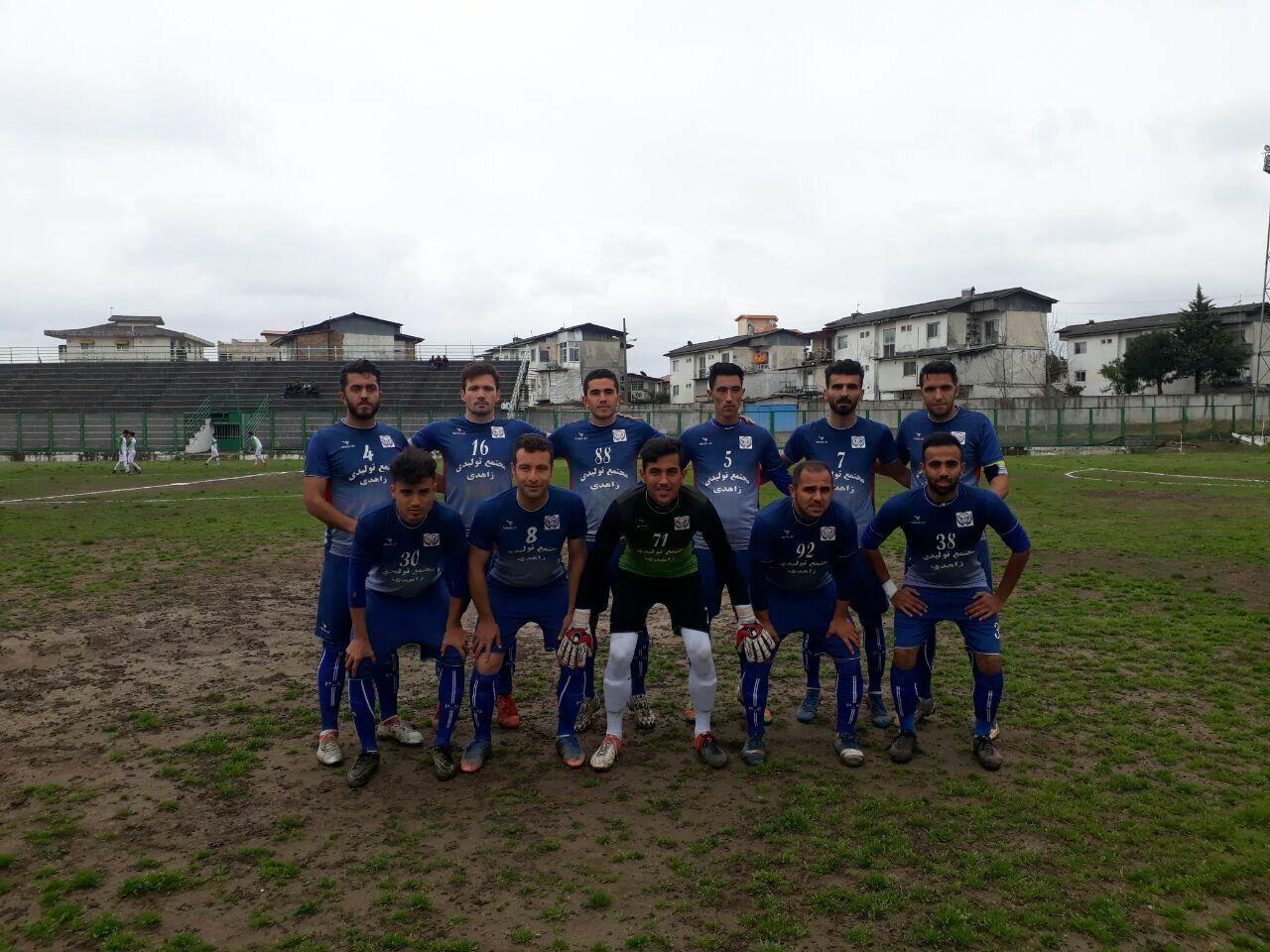 بازیکنان اسبق خونه به خونه و فولاد در لیگ سه / دارایی گز گلستان دو بازیکن جدید جذب کرد+عکس