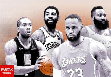 لغو تمامی مسابقات NBA بخاطر کرونا
