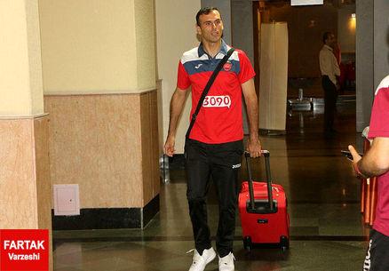 کاپیتان پرسپولیس،امیدوار به حضور در جام ملت های آسیا!