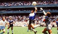 فیلم/ روزی که مارادونا زیباترین گل جهان را در جام جهانی زد