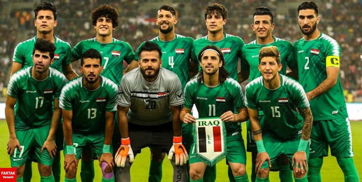 اعلام لیست نهایی عراق برای انتخابی جام جهانی با حضور رسن و طارق
