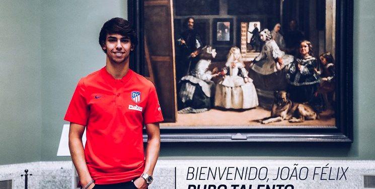 فلیکس: رونالدو بهترین است اما من میخواهم تاریخ خودم را بسازم