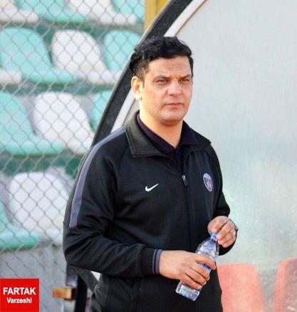 مربی جدید تیم فوتبال خیبرخرم آباد معرفی شد