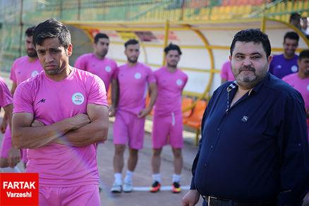 پیام تبریک مالک باشگاه خونه به خونه مازندران به مناسبت فرا رسیدن روز خبرنگار