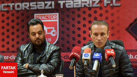 گلمحمدی: فقط مستحق پیروزی بودیم حتی مساوی هم عادلانه نبود
