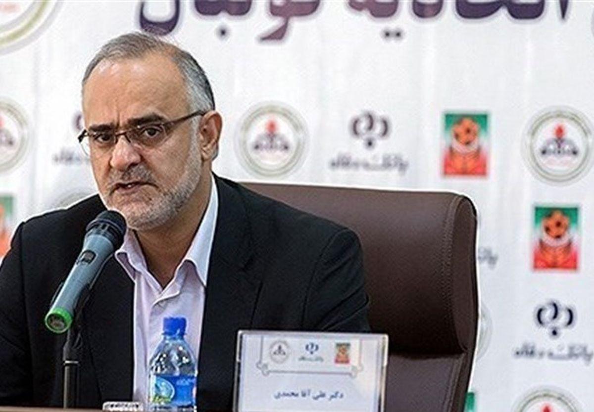 نبی: پیگیری ویژه برای رفع محرومیت آلکثیر انجام میشود