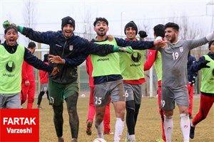 تعداد بازیکنان تیم امید به ۱۶ رسید/قائدی آزاد شد،صیادمنش نه!