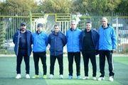 گزارش تصویری از آخرین تمرین تیم شهرداری آستارا قبل از بازی مقابل بادران