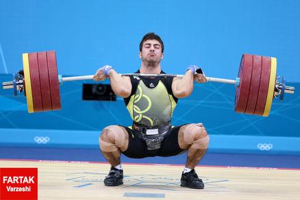 کاروان ایران هم طلایی شد / کیانوش بر بام وزنه برداری المپیک