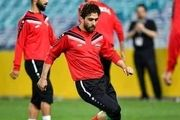 مهاجم تیم ملی سوریه غایب جام ملتها