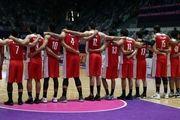 شاهین طبع  12 بسکتبالیست حاضر در پنجره پنجم رقابتهای انتخابی جام جهانی چین مشخص شدند