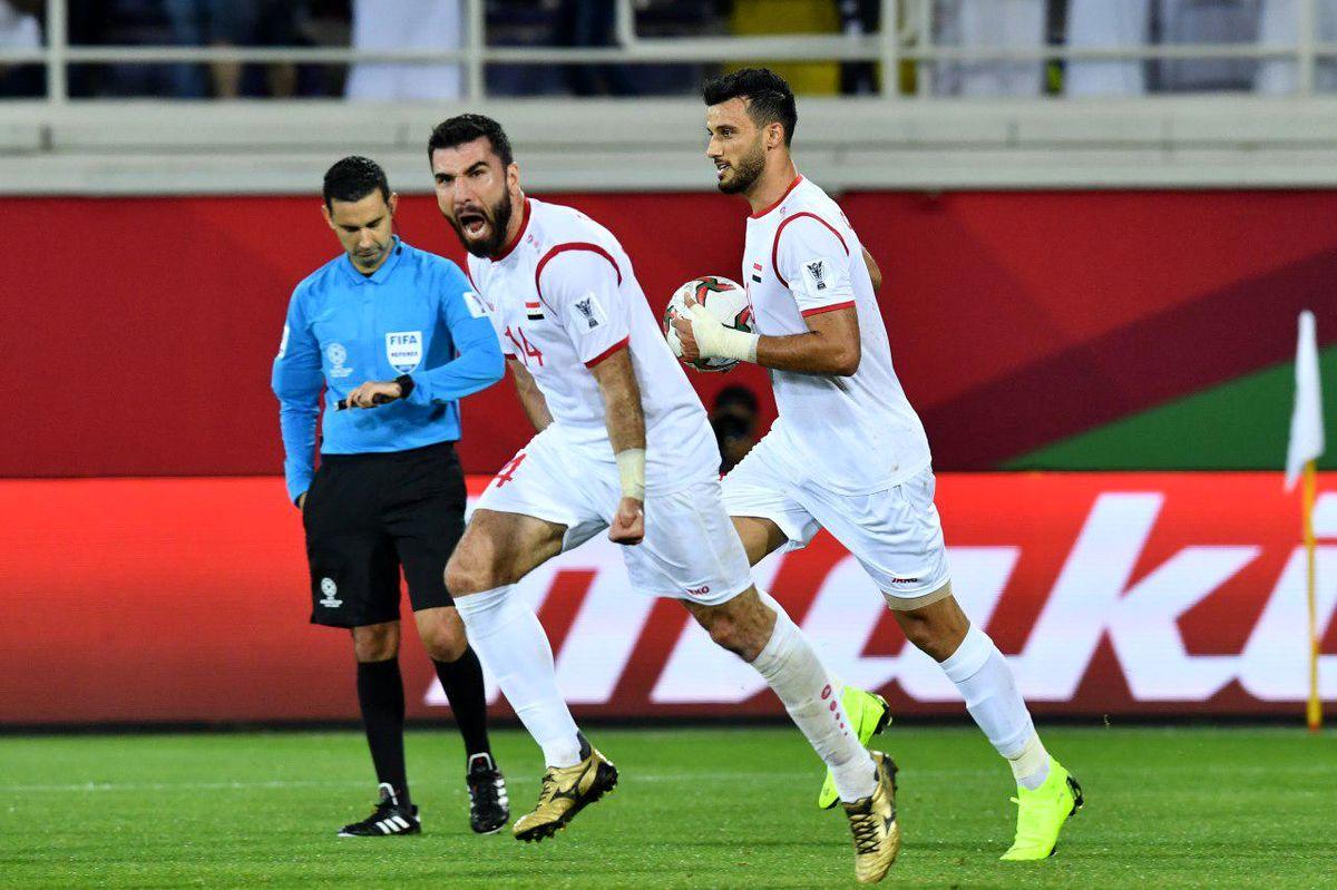 بازیکن سرشناس سوری پیش از دیدار با ایران مصدوم شد
