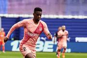 مدافع بارسلونا دچار مصدومیت شد
