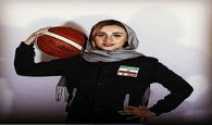 سعیده علّی:شرایط بسکتبال سه نفره را از بازیکنان ملی سوال کنید ،نه از افرادی که دور هستند؟!