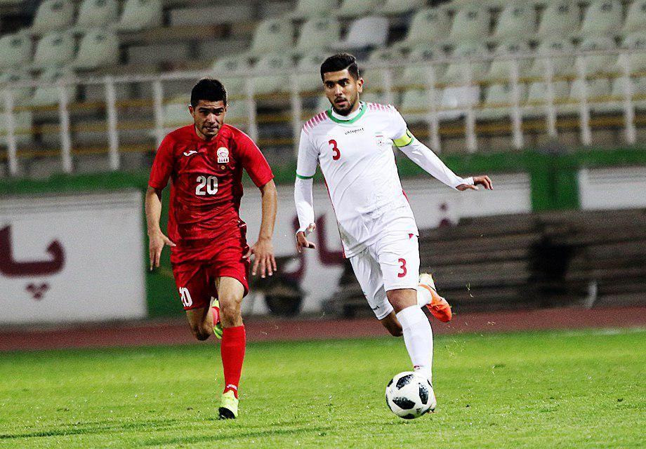 احمد جلالی،یکی از خوب های تیم ملی