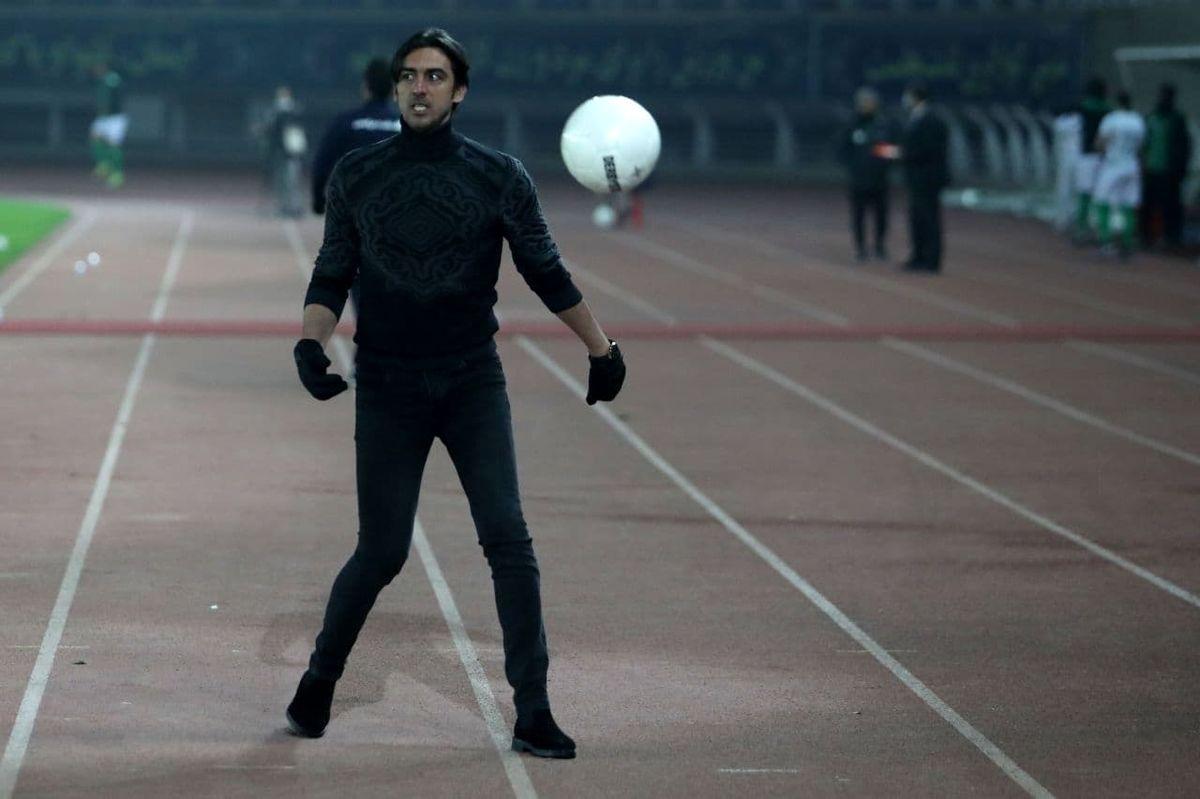 انقلاب فوتبالی مهدی رحمتی در 167 روز!