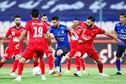 رده بندی جدید باشگاه ها/استقلال سقوط کرد