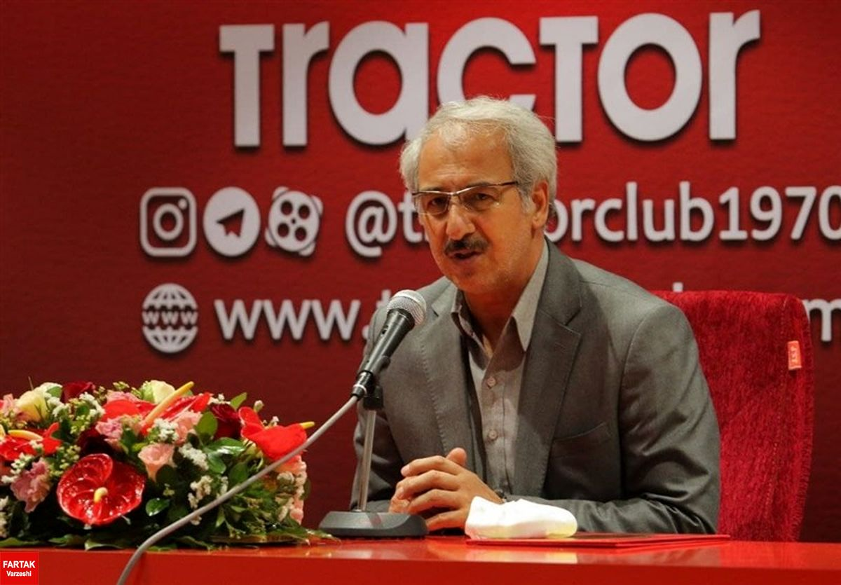 توضیحات نظمی درباره آخرین وضعیت پنجره نقلوانتقالات باشگاه تراکتور