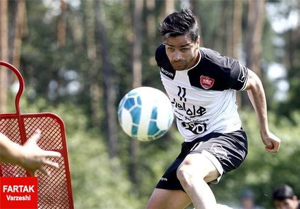 کامیابینیا: بازیکنان تازهوارد از تمرینات برانکو تعجب کردند