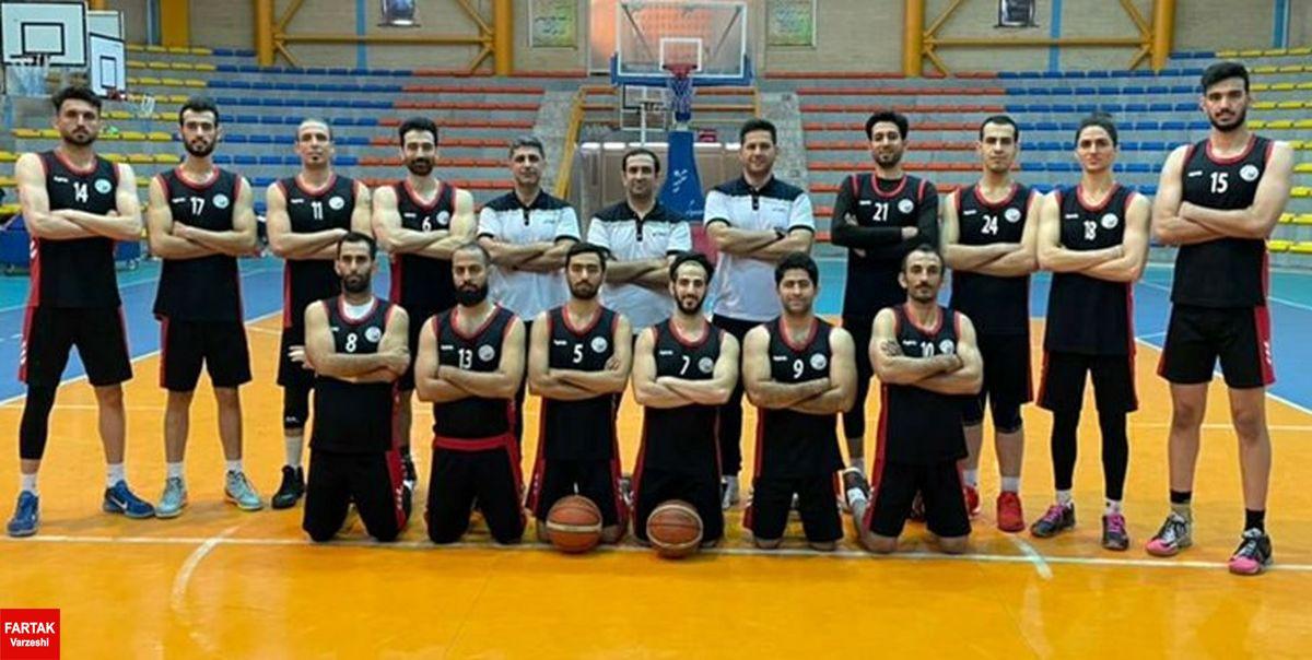 آغاز اردوی تیم ملی بسکتبال ناشنوایان در مشهد مقدس